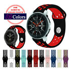 Soft Silicone Sport Bracelet Watch Band Strap For Samsung Galaxy Watch 42mm 46mm image