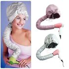 Portable Soft Hair Drying Cap Bonnet Hood Hat Blow Dryer Attachment Hairdressing