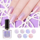 BORN PRETTY Shell Nail Polish Holographic Glitter Nail Art Varnish 7 Colors