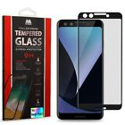 GOOGLE Pixel 3 XL & 3 Tempered Glass Screen Protector FULL COVERAGE Curved Guard