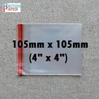NEW CLEAR CELLOPHANE BAGS SMALL LARGE SELF SEAL CELLO GIFT SWEET PARTY FOR CARDS