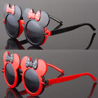 Внешний вид - Vintage Round Mouse ears Sunglasses For Girls Kids Child Toddler Baby Driving