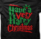 Have Your Self A Harry Little Christmas T-Shirt, Funny Christmas T-Shirt, K27
