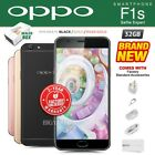 New & Sealed Factory Unlocked OPPO F1S Black Rose Gold 32GB Android Smartphone