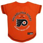Philadelphia Flyers Officially Licensed NHL Dog Pet Tee Shirt, Orange Sizes XS-L $20.65 USD on eBay
