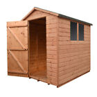 Shedrites super apex wooden   shed 12mm shiplap with water resistant treament