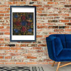 Paul Klee - Collection of Figurines Wall Art Poster Print
