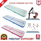 10x3FT Inflatable Air Track Floor Home Gymnastics Tumbling Mat wholesale GYM @MK image