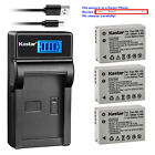 Kastar Battery LCD USB Charger for Canon NB-10L CB-2LC & Canon PowerShot G3 X