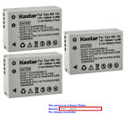 Kastar Replacement Battery for Canon NB-10L CB-2LC & Canon PowerShot G3 X