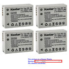 Kastar Replacement Battery for Canon NB-10L CB-2LC & Canon PowerShot G15
