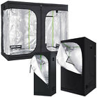 Premium Grow Tent Silver Mylar Hydroponics Indoor Garden Grow Room REDUCED PRICE