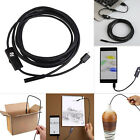Android PC HD Endoskop Schlange Wasserdichte Borescope Mini USB Inspection Pro