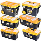 "Tool Box & Tool Chest Sizes 16"", 19"",22"", 24"", 26"" & 28"" Heavy Duty Cases"