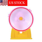 Hamster Rat Mice Running Ball Pet Silent Exercise Spinner Wheel Activity Toys
