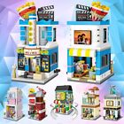 New Mini Street Building Nanoblocks Toy for Kid and Adults Puzzle Set UK