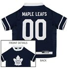 Toronto Maple Leafs NHL Pets First Licensed Dog Pet Hockey Jersey Sizes XS-XL $33.96 USD on eBay