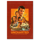 Uncharted 4 Poster - 10th Anniversary Key Art - High Quality Prints