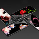 For iPhone XR XS Max Hybrid Bumper Frmae +Painted Back Tempe