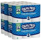 Quilted Northern Ultra Soft & Strong Toilet Paper, 48 Dou...