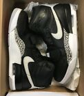 Nike Air Jordan Legacy 312 Black White Cement Retro 1 3 AV3922-001