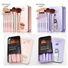 BIOAQUA 7Pcs Makeup Brushes Set Eye Lip Face Foundation Brush Cosmetic Tools