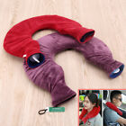 Neck Warmer Hot Water Bottle Bag Removable Cosy Fleece Cover Soothing Aching UK