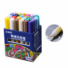 Acrylic Paint Pens for Rock Painting, Stone, Glass, Ceramic. Set of 24 Markers