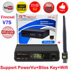 Freesat V7S HD FTA Digital Satellite TV Receiver DVB-S2/S Support BissKey 1080P