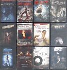 Horror Movies dvds $2.49 ea! Shipping $1.99 on the first, FREE ea. additional