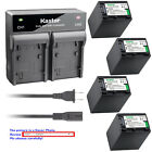 Kastar Battery Rapid Charger for Sony NP-FV100 Sony HDR-T...