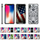 """For Apple iPhone XS Max (6.5"""") Slim Fitted Flexible TPU Case Shock Bumper Smoke"""