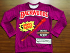 Backwoods Honey Berry 3D Hoodie Sweatshirt Raw Supreme Bape Great Quality
