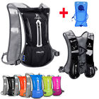 Outdoor Bicycle Bike Cycling Pack Bag Hydration Backpack W/ 2L Wate