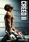 Creed II 2 Movie Poster boxing Rocky Balboa, Michael B. Jordan REPRODUCTION Film