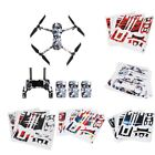 Full Body Skin Waterproof Cover Stickers Decals for Drone DJI Mavic 2 Pro/ Zoom