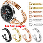 Stainless Steel Strap Metal Watch Band for Samsung Gear S3 Frontier S3 Classic image