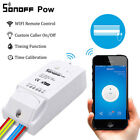 Sonoff Pow R2 Universal WiFi Smart Home Automation Schalter kabellos 16A 90-250V