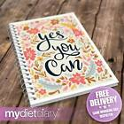 Kyпить FOOD DIARY WEIGHT WATCHERS COMPATIBLE - Yes You Can (W034W) 12wk journal tracker на еВаy.соm