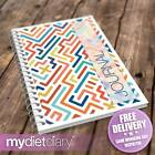 DIARY WEIGHT WATCHERS COMPATIBLE - Maze (W030W) 12wk journal notebook slimming