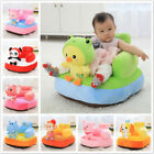 Baby Sofa Back Support Learn To Seat Chair for Boy and Girl Couch Plush Pillow