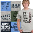 Funny Fishing Jokes Graphic Tshirts | Fish Sayings Tee Shirt For Dad Gift Shirts