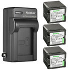 Kastar Battery Wall Charger for Panasonic VW-VBG260 SDR-H40 SDR-H40P Camcorder