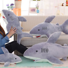 UK Large Shark Plush Toys Stuffed Animals Soft Plush Toy for kids Christmas Gift