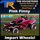 [PC STEAM] Rocket League Every Painted FINNY Import Wheels Elevation Crate New