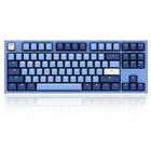 Akko x Ducky One 2 Ocean Star Mechanical Keyboard 87/108 Keys Non-backlit