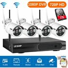 960P 720P Wireless Home Surveillance Video Security Camera System Hard Drive LOT