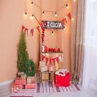 XMAS 10x10ft Vinyl Photo Backdrops Merry Christmas Photography Background Studio