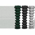 Garden Chain Link Fence Panel Fencing Roll Barrier Mesh Net Neting PVC/Steel