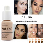PHOERA Soft Matte Full Coverage Liquid Foundation @MY